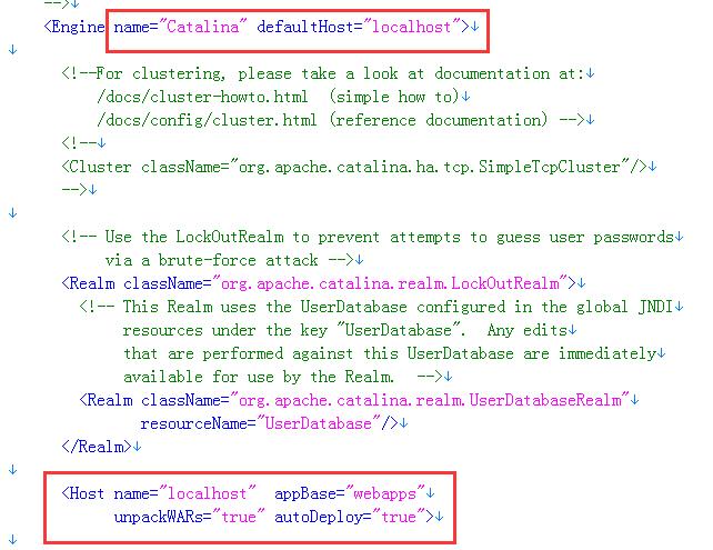 Tomcat常用的网站发布方式