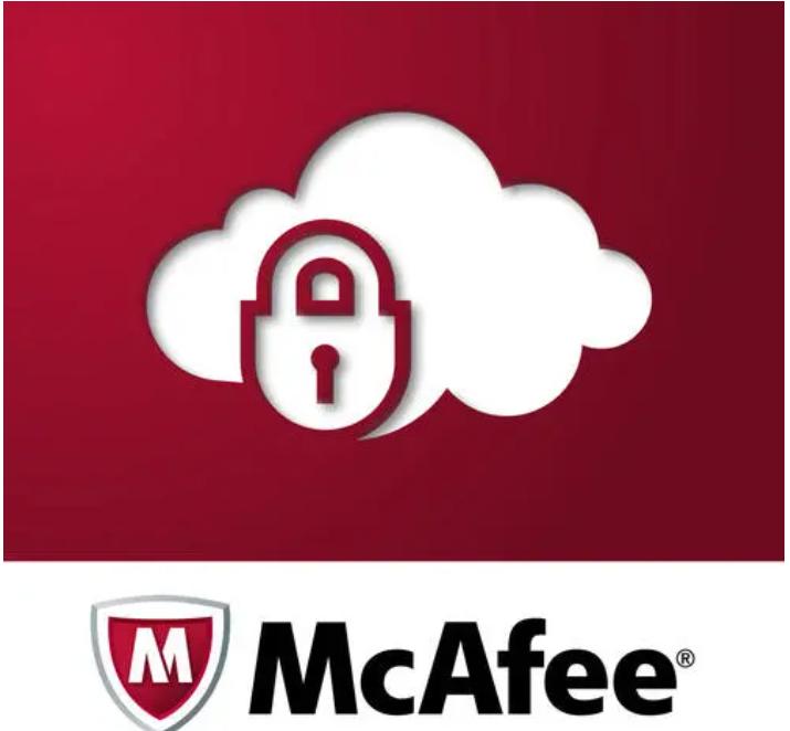 McAfee VirusScan(麦咖啡,迈克菲)杀毒软件