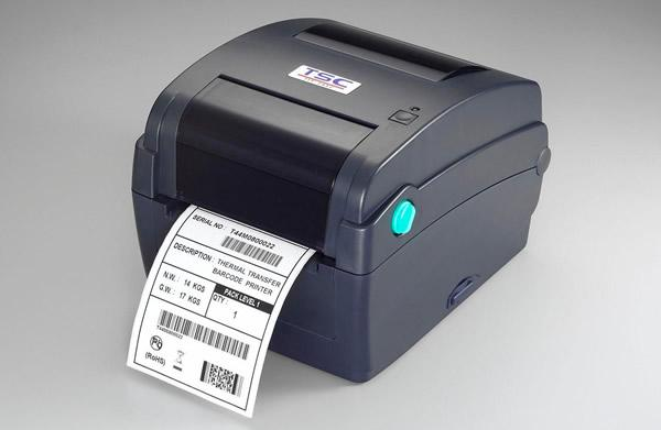 标签打印机怎么用? 三联