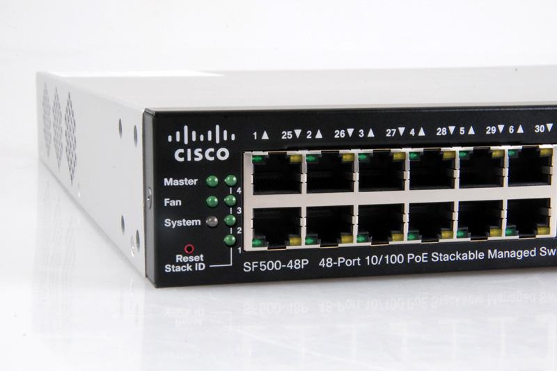 Cisco交换机配置注意事项